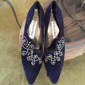 Nando Muzi Shoes Size 7
